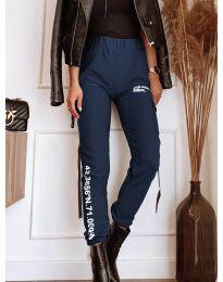 Kalhoty - kód 1142 - tmavě modrá