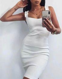Šaty - kód 0229 - bílá