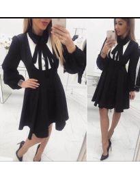 Šaty - kód 414 - 1 - černá