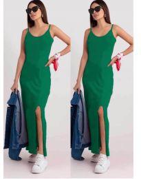 Šaty - kód 3000 - zelená