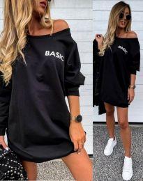 Šaty - kód 0164 - černá