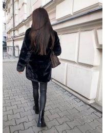 Kabát - kód 187 - černá