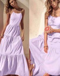 Šaty - kód 2991 - fialová
