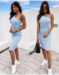 Šaty - kód 0208 - modrý