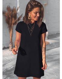 Šaty - kód 2299 - černá