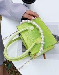 kabelka - kód B436 - zelená