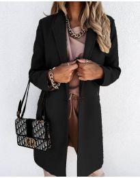 Kabát - kód 7709 - černá