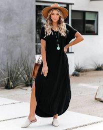 Šaty - kód 3254 - 1 - černá
