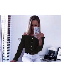 Košile - kód 7126 - černá