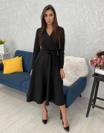 Šaty - kód 0576 - černá