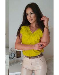 Tričko - kód 388 - žlutá