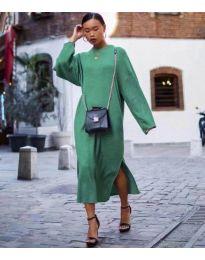 Šaty - kód 5501 - zelená