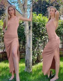 Šaty - kód 7858 - růžová