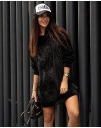 Šaty - kód 4547 - černá