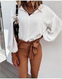 Košile - kód 924 - bílá