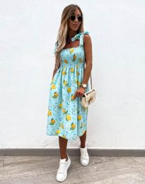 Šaty - kód 4535 - vícebarevné