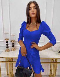 Šaty - kód 0719 - modrá