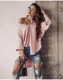 Košile - kód 2300 - růžová