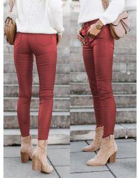 Kalhoty - kód 5052 - bordeaux