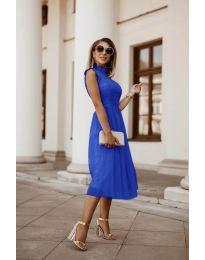 Šaty - kód 8090 - tmavě modrá