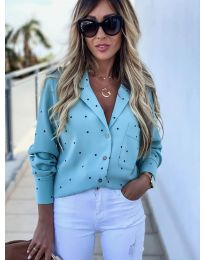Košile - kód 8050 - modrý