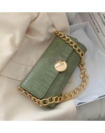 kabelka - kód B47 - olivová  zelená