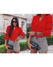 Košile - kód 913 - červená