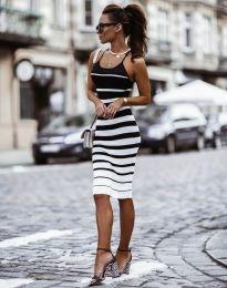 Šaty - kód 0998 - černá