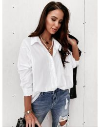 Košile - kód 8304 - bílá
