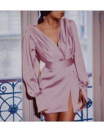 Šaty - kód 492 - růžova