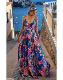Šaty - kód 0404 - vícebarevné