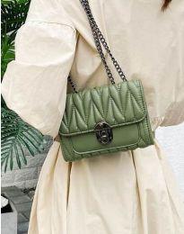 kabelka - kód B419 - zelená