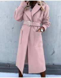 Kabát - kód 423 - růžová