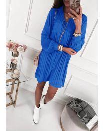 Šaty - kód 427 - modrá