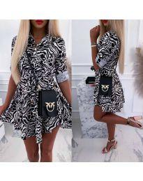 Šaty - kód 841 - 2 - barevné