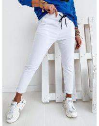 Kalhoty - kód 2020 - bíla