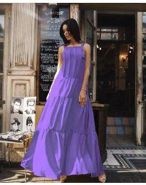Šaty - kód 1105 - fialová