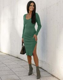 Šaty - kód 12106 - zelená