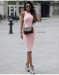 Šaty - kód 754 - růžová