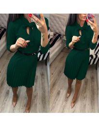 Šaty - kód 169 - zelená
