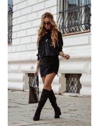Šaty - kód 8987 - černá