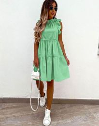 Šaty - kód 2663 - zelená