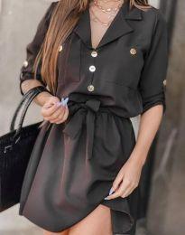 Šaty - kód 4950 - černá
