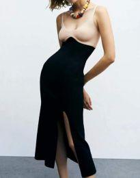Šaty - kód 1036 - černá