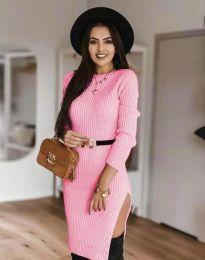 Šaty - kód 0956 - růžova