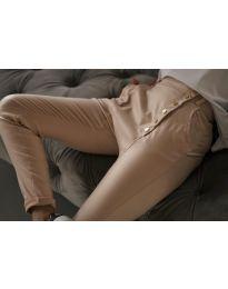 Kalhoty - kód 954 - bežová