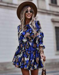Šaty - kód 2983 - barevné