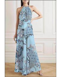 Šaty - kód 2268 - modrý