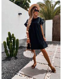 Šaty - kód 744 - černá