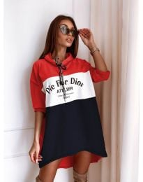 Šaty - kód 9090-3 - barevné